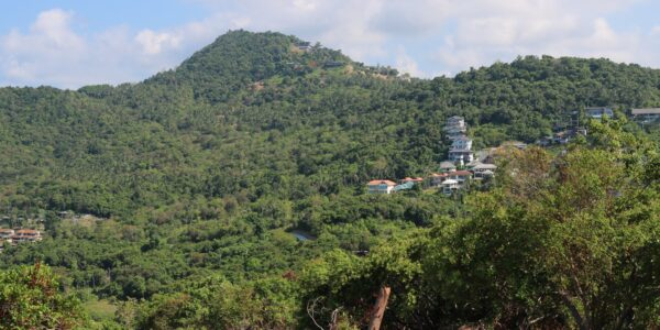 525m² Hilltop Land - Bophut, Koh Samui - For Sale