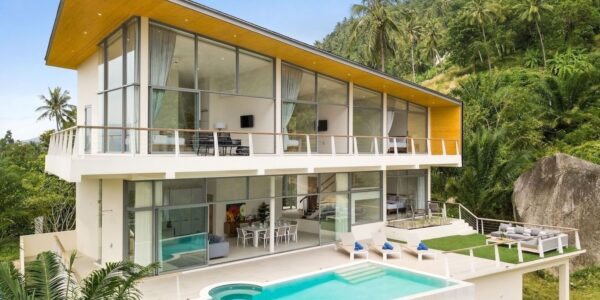 New 4 Bedroom Villa in Lamai Beach - Koh Samui for sale