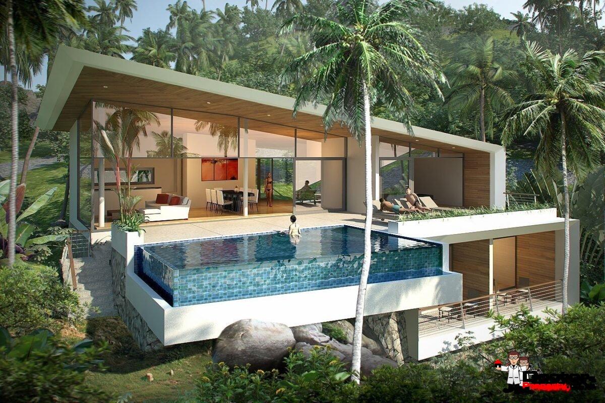 Property Koh Samui Lamai Beach