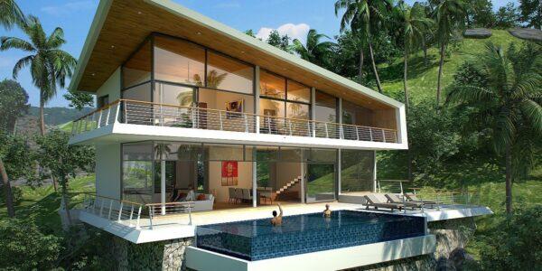 Real Estate Koh Samui Lamai Beach