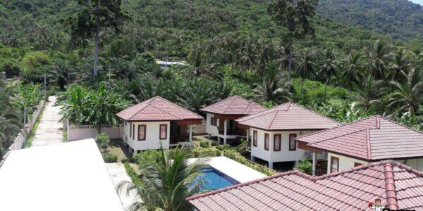 Häuser Koh Samui, Bungalows Thailand, Immobilie Thailand