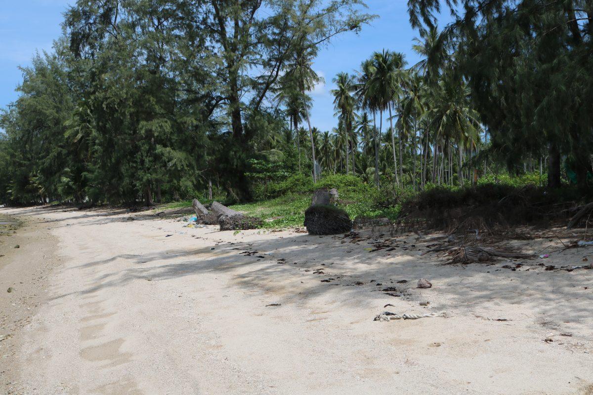 beachfront land Koh Samui for sale