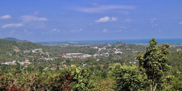 Land Bophut Koh Samui