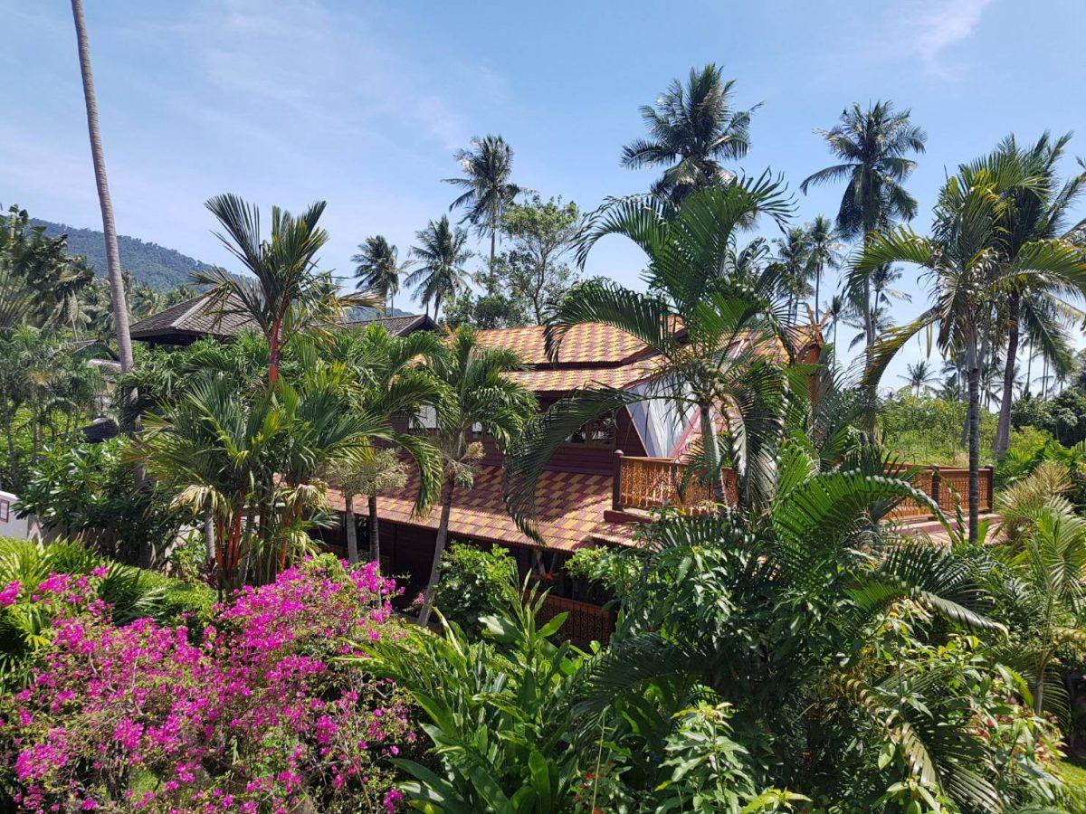 sae view villa Bang por Koh Samui