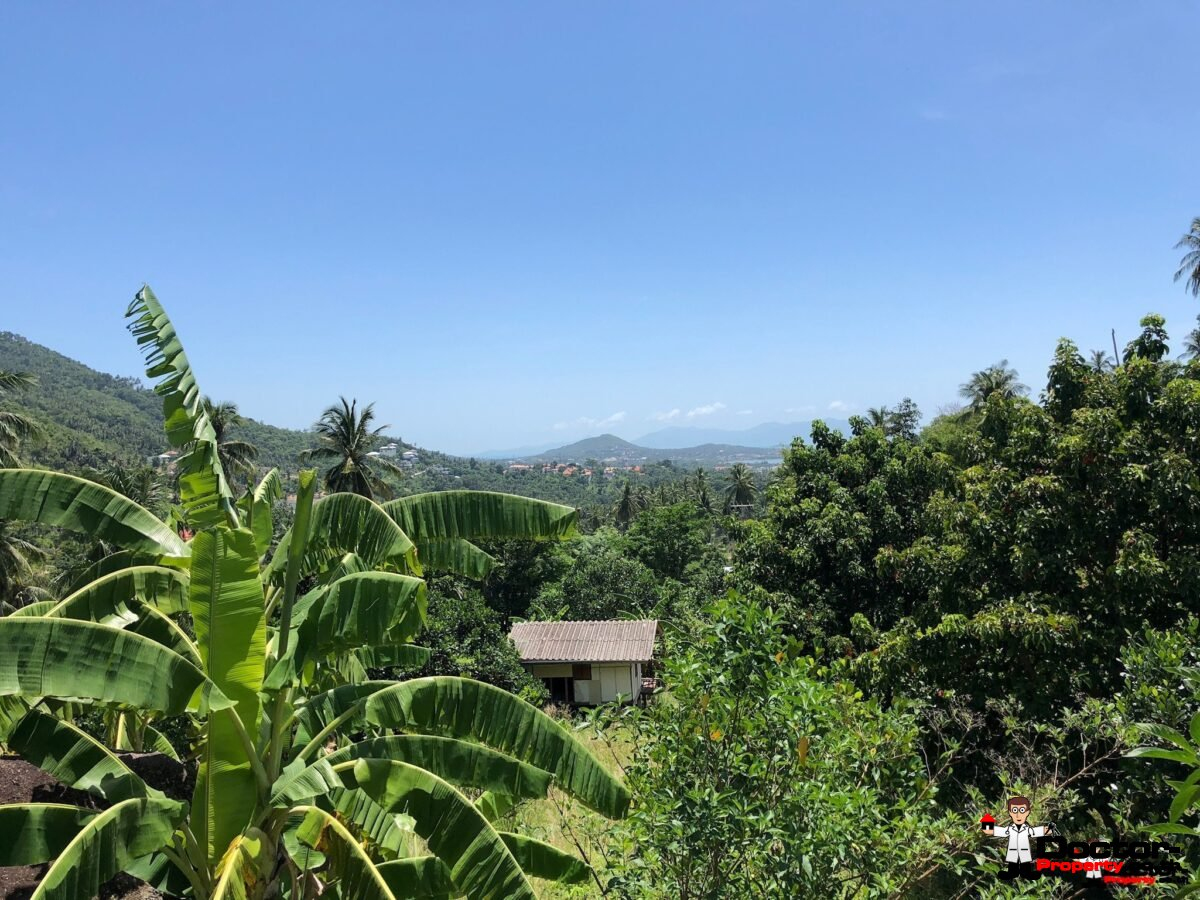 Land in Chaweng Noi Koh Samui for sale