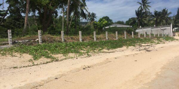 Beachfront Land Bang Por Koh Samui