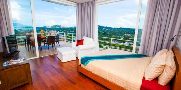 Apartment sea view Big Buddha Koh Samui for sale