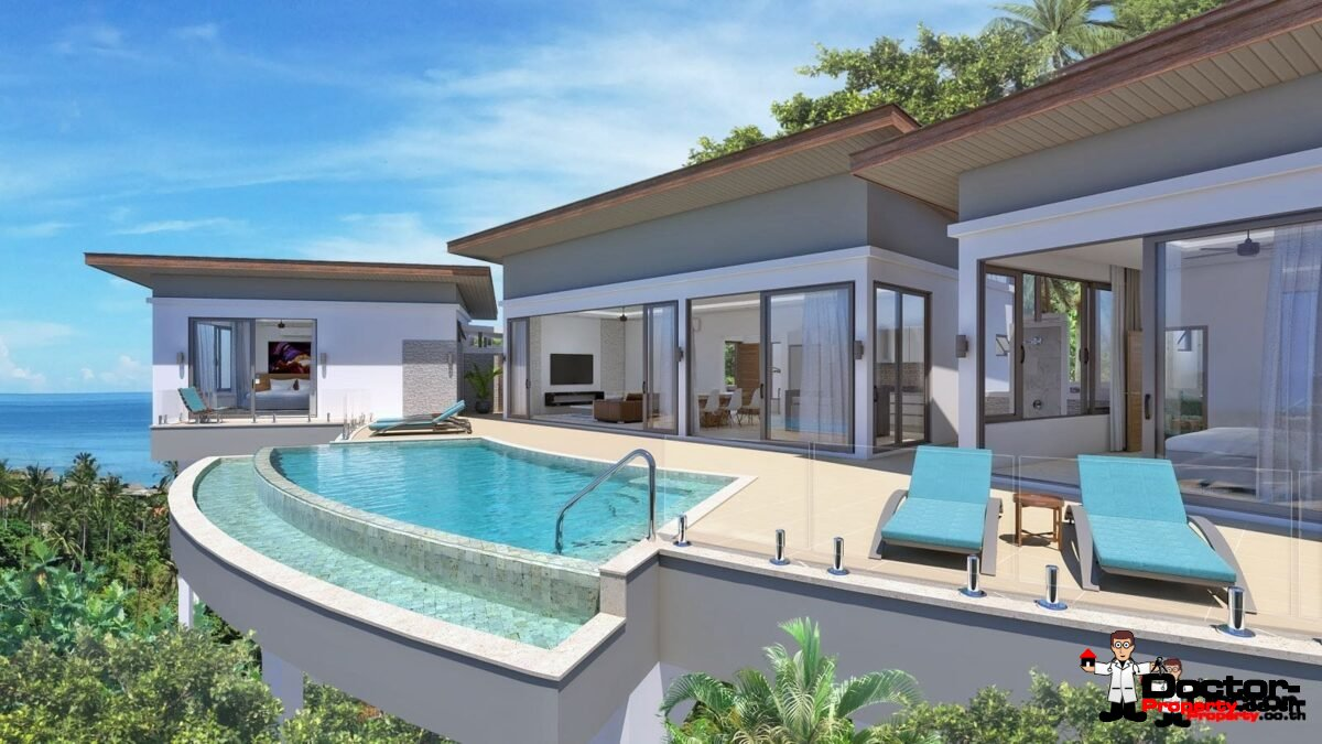 Property with sea view Koh Samui for sale