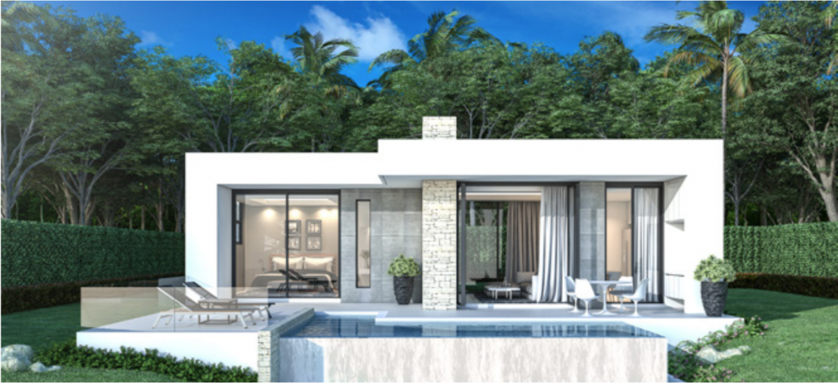 1 Bedroom Villa Chaweng Noi Koh Samui for sale