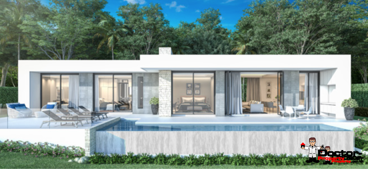 3 Bedroom Villa with sea view Chaweng Noi Koh Samui for sale