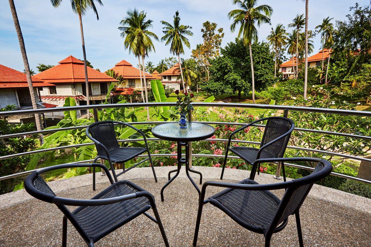 Villa Big Buddha Koh Samui Thailand