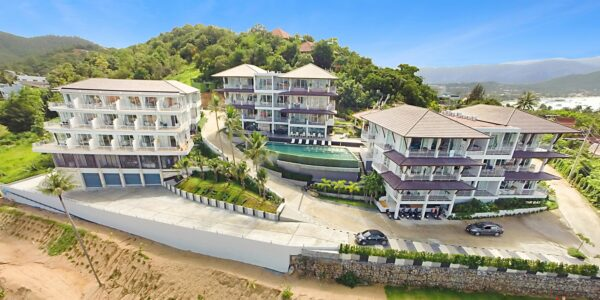 Apartment Near Big Buddha for sale