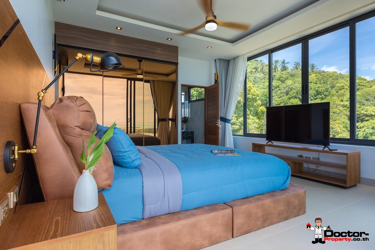 Property with sea view Koh Samui for sale 8