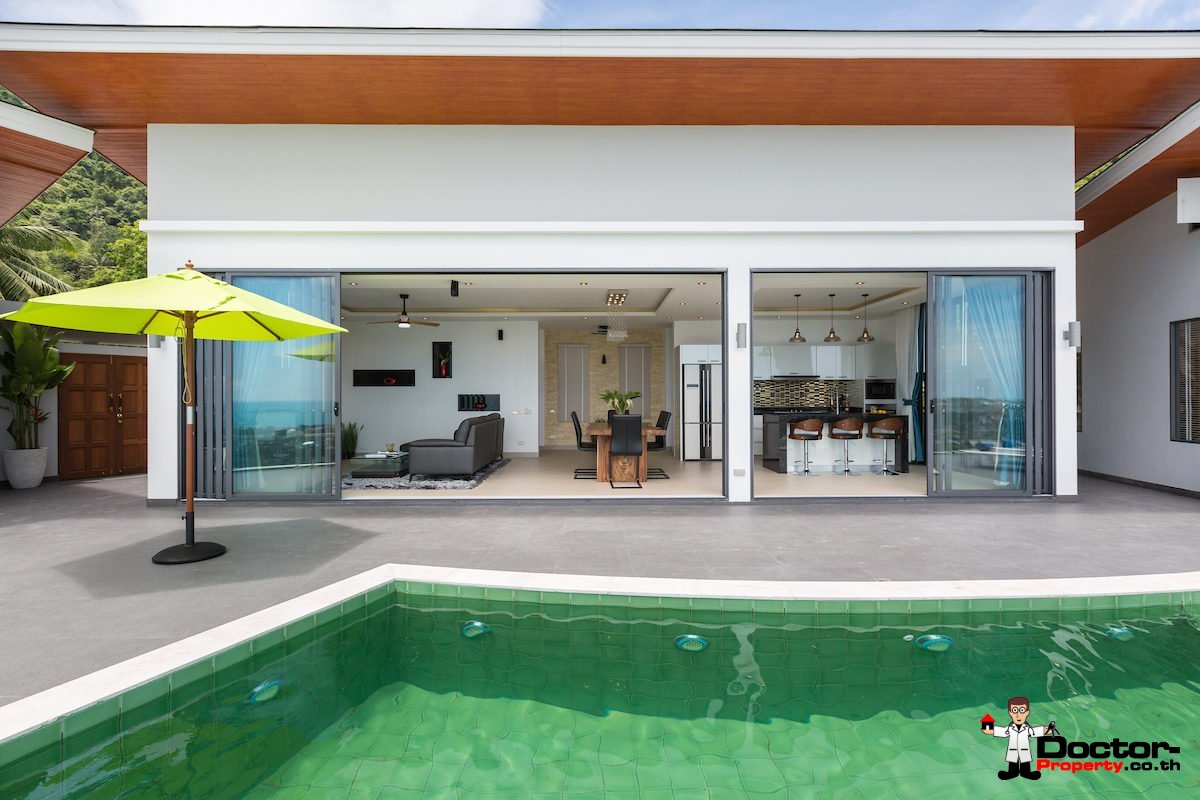 Property with sea view Koh Samui for sale 3