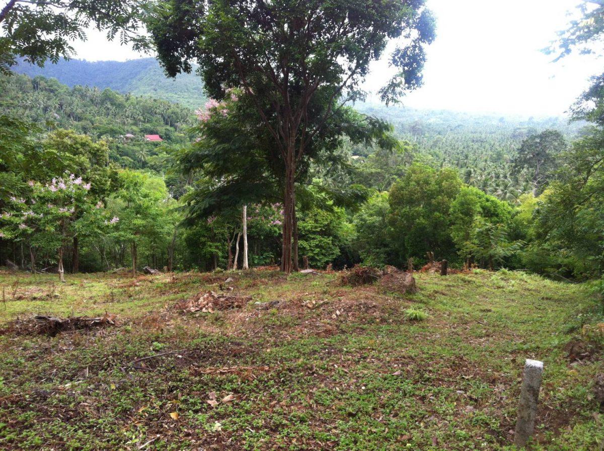 sea view land Bangpor Koh Samui