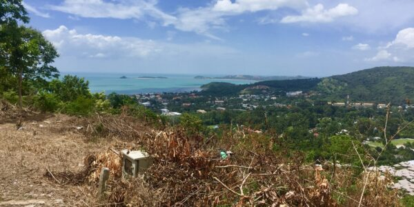 Sea View Property Bophut Koh Samui