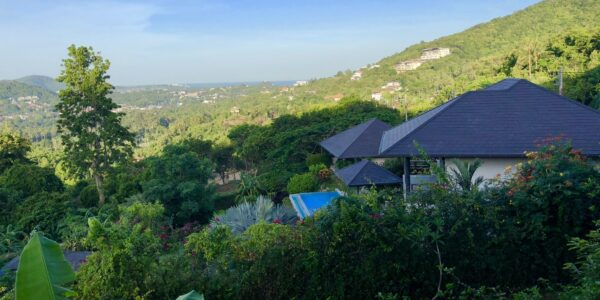 Sea View Land Bophut Koh Samui for sale