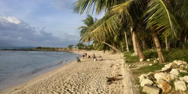 Beachfront Land Baan Tai Koh Samui for sale