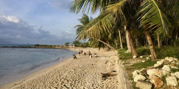 Beachfront Land Baan Tai Koh Samui for sale