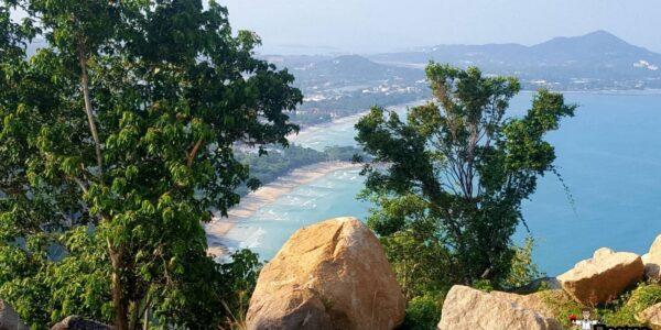 Sea View Land Chaweng Noi Koh Samui for sale