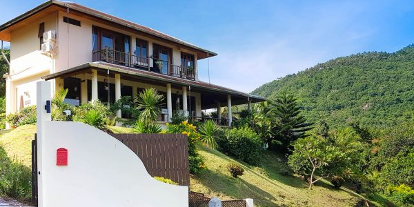 Villa for sale in Taling Ngam Koh Samui