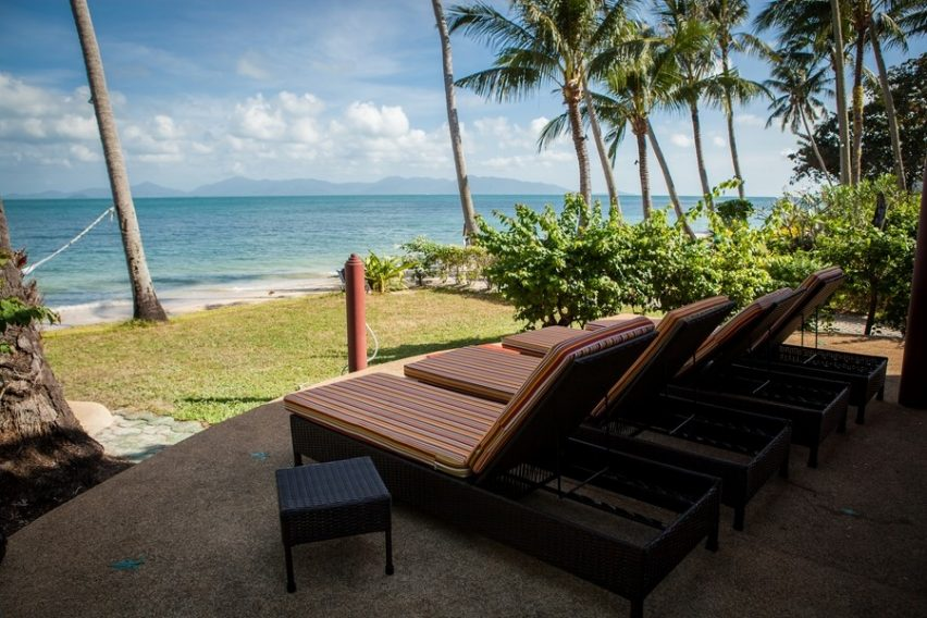 Beachfront 3 Bedroom Villa in Bang Por Koh for sale