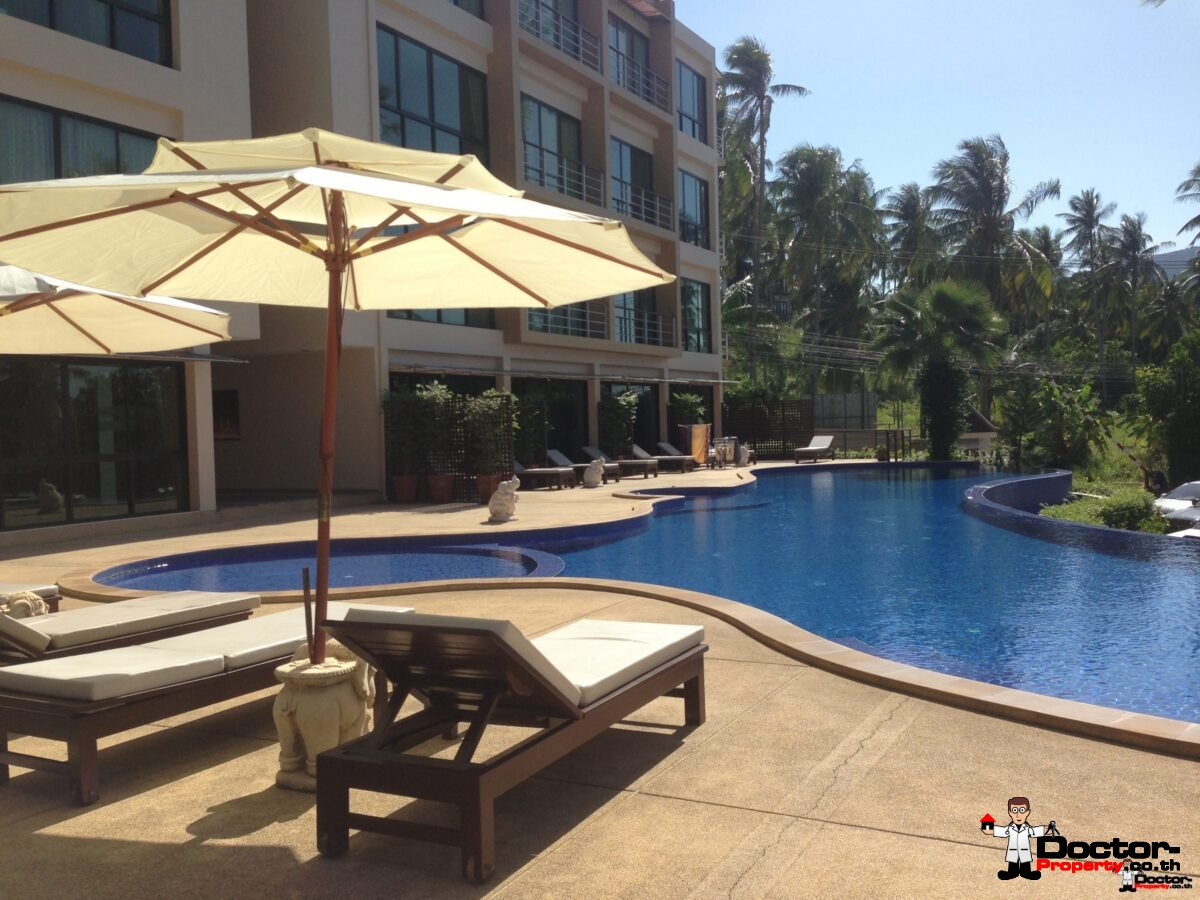 Pool Area Condo in Mae Nam – Koh Samui – For Sale