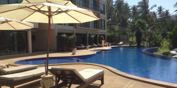 Pool Area Condo in Mae Nam – Koh Samui – For Sale