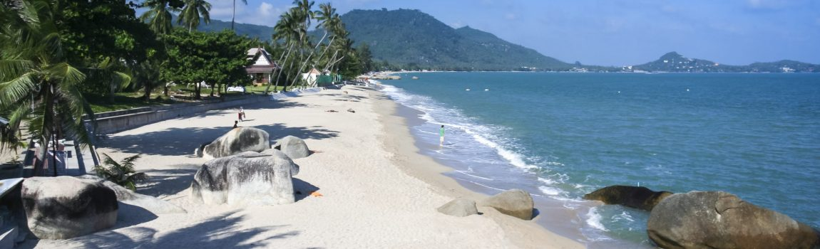 Lamai Beach Real Estate Koh Samui Thailand