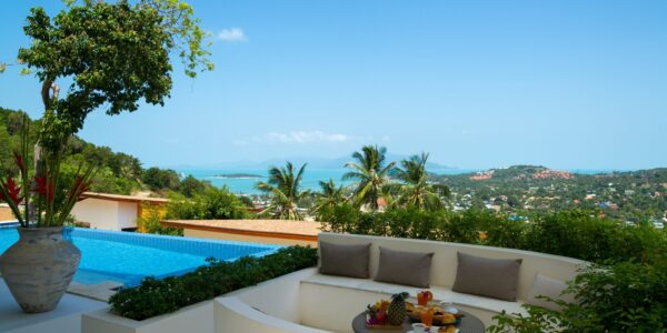 4 Bedroom Villa with sea view Big Buddha Koh Samui for sale