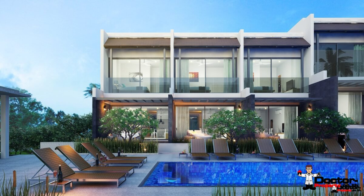 Townhouse Choeng Mon Koh Samui for sale