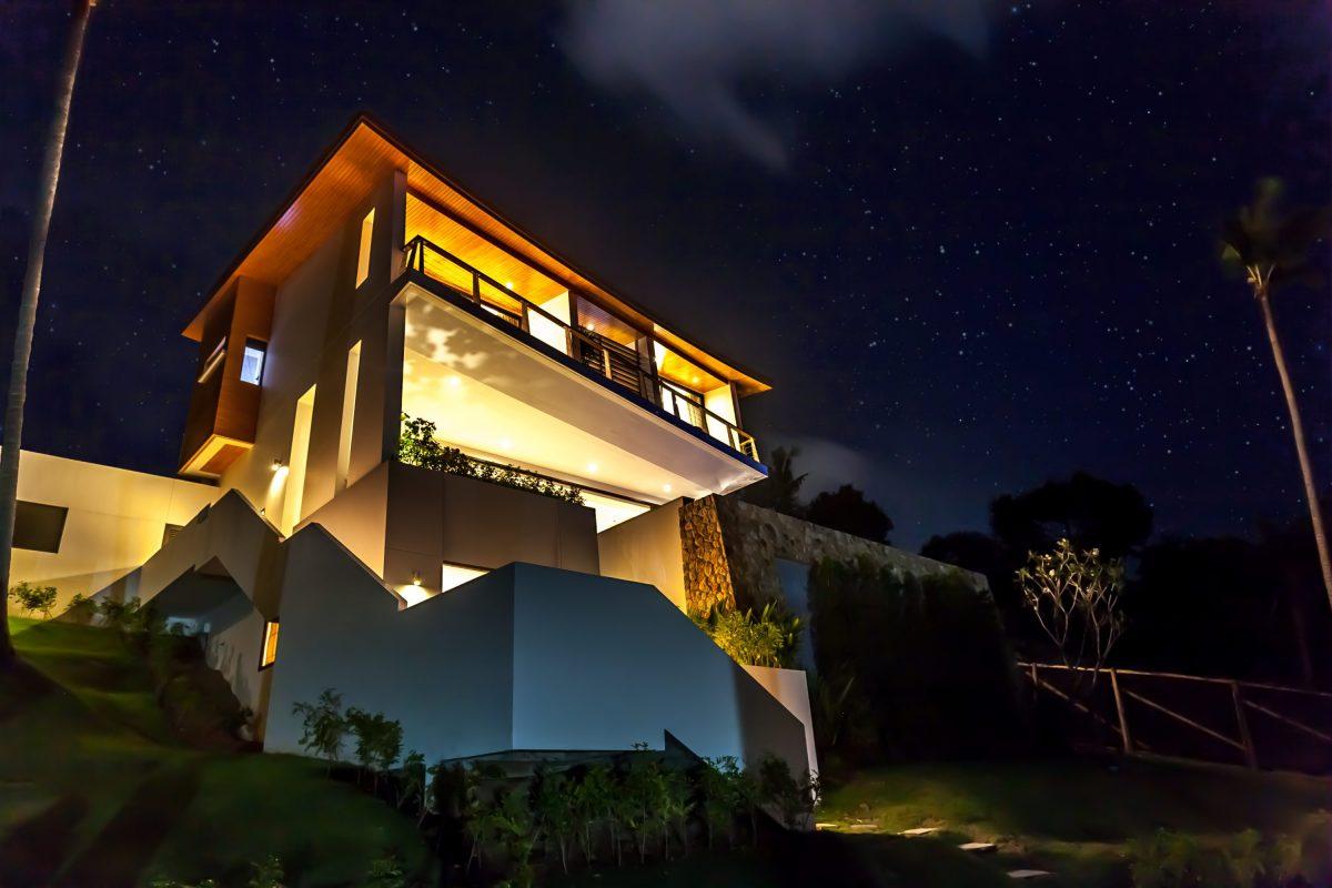 Villa with Sea View Big Buddha Koh Samui for sale