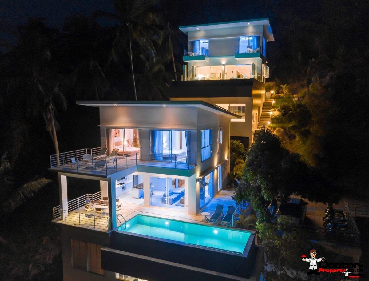 Sea View Villa Chaweng Noi for sale