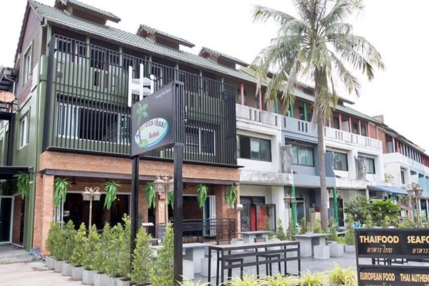 Guesthouse Choeng Mon Koh Samui for sale