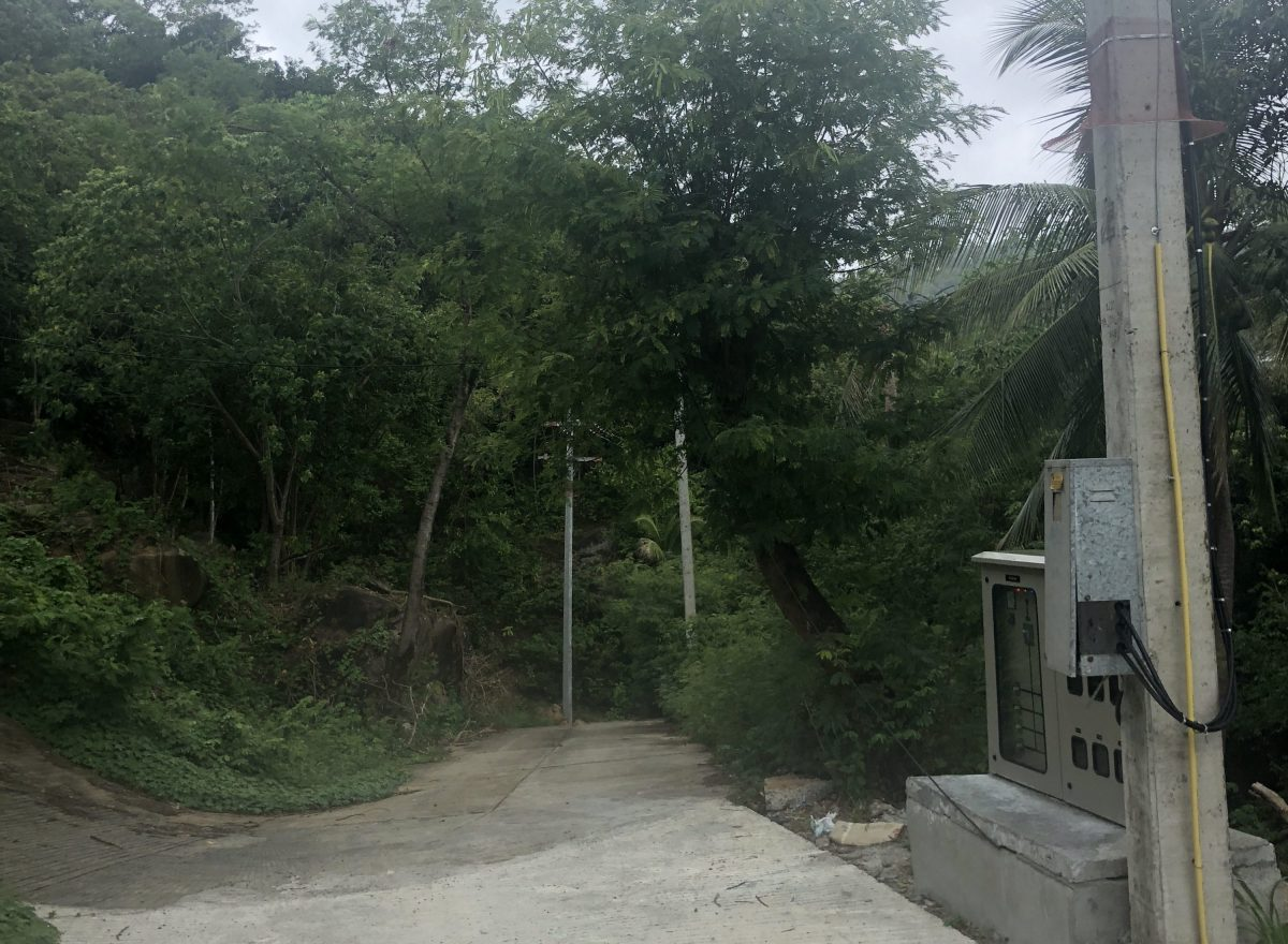 1.5 Rai Chaweng Noi Koh Samui Land For Sale