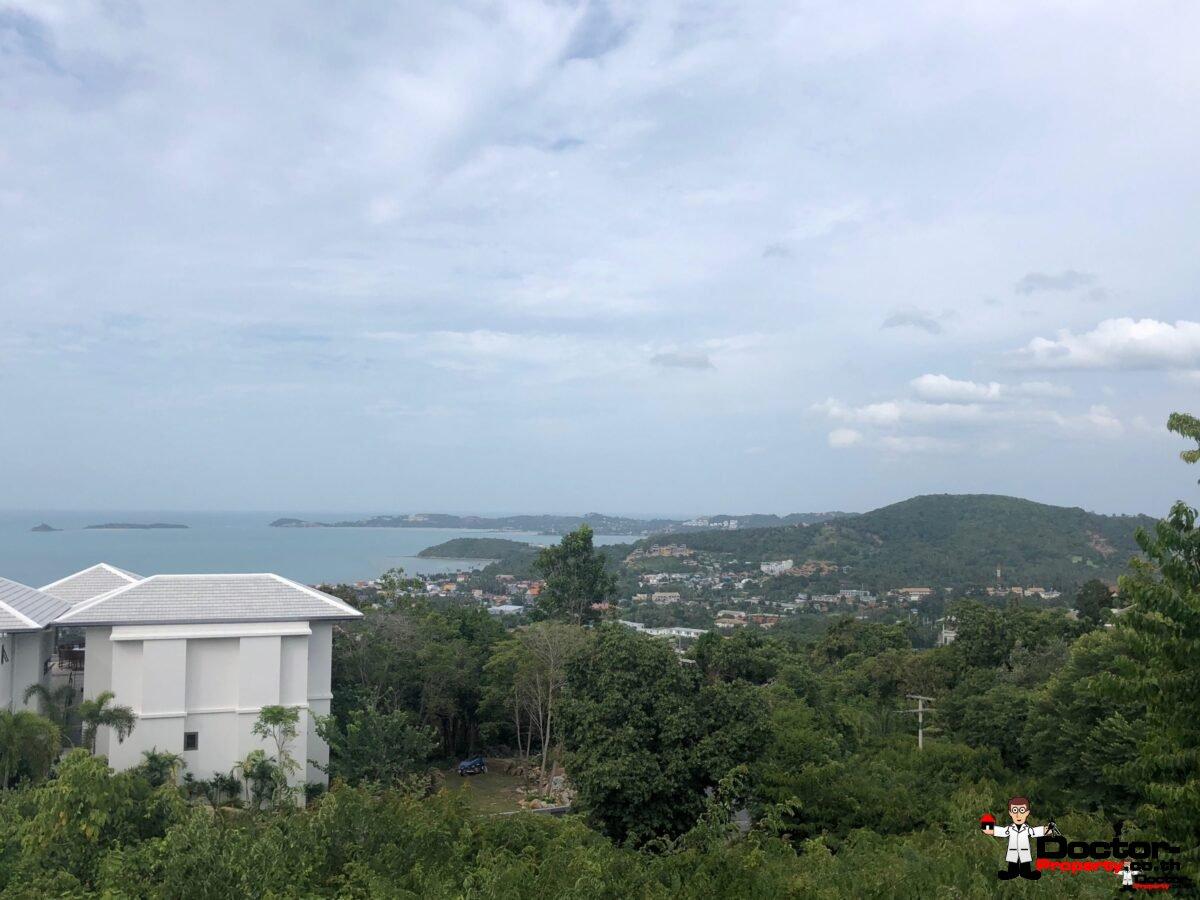 19 Rai of Sea View Land - Bo Phut, Koh Samui - For Sale - Doctor Property Real Estate