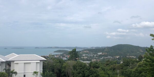 19 Rai of Sea View Land - Bo Phut, Koh Samui - For Sale - Doctor Property Real Estate
