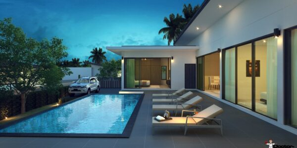 2 Bedroom Pool Villa - Mae Nam, Koh Samui - For Sale - Real Estate Doctor Property