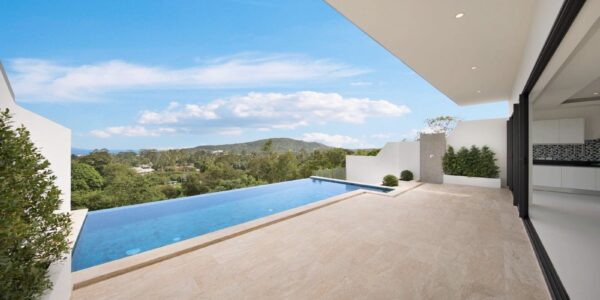 3 Bedroom Villa, Pool and Sea View, Bo Phut, Koh Samui - For Sale - Real Estate Doctor Property