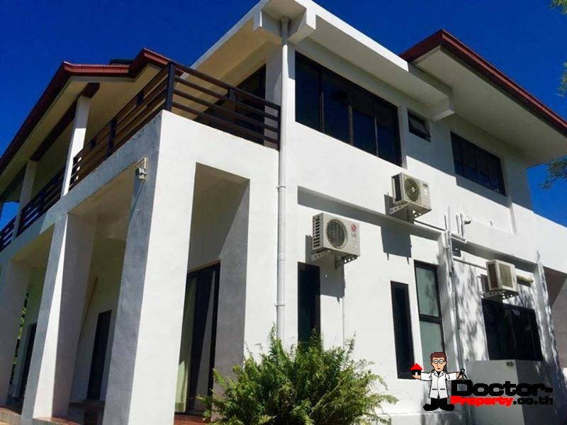 4 Bed Villa with Pool - Na Mueang, Koh Samui - Property For Sale