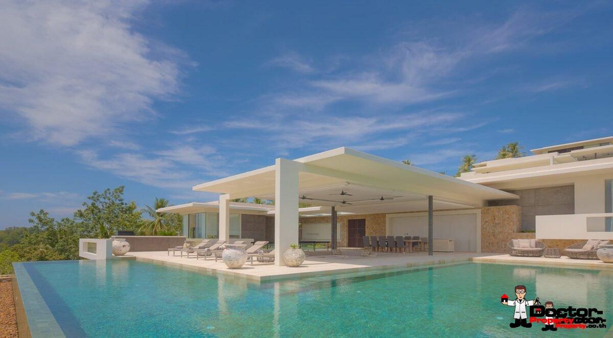 5 Bedroom Luxury Villa, Plai Laem