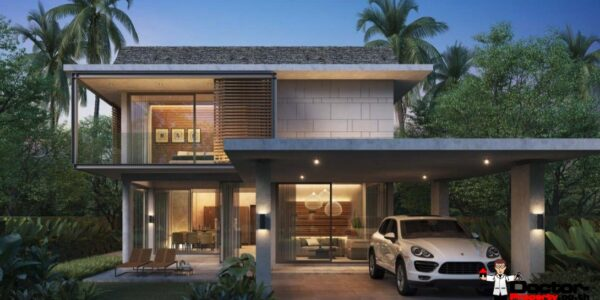3 Bed Villa - Lamai, Koh Samui - For Sale, Doctor-Property Real Estate