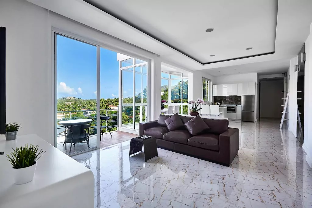 2 Bedroom Condo with Sea View - Big Buddha, Koh Samui, Thailand - For Sale - Doctor Property Real Estate