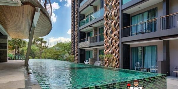 Fantastic Well Equipped Studio / Property in Patong Phuket Thailand for sale