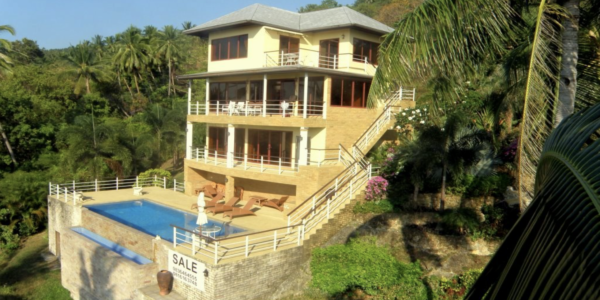 4 Bedroom 3-Story Pool Villa - Nathon, Koh Samui - For Sale - Doctor Property Real Estate