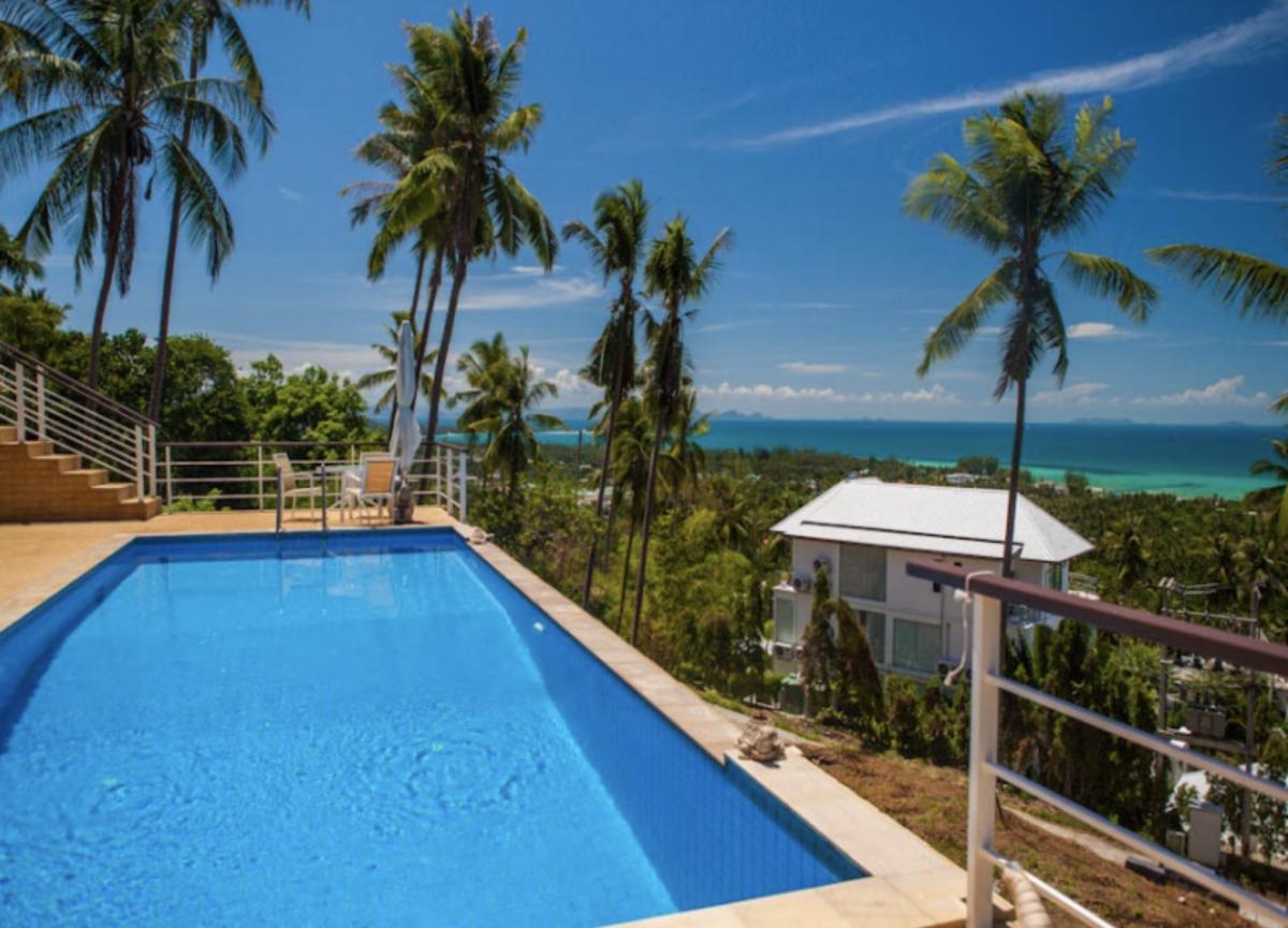 4 Bedroom 3-Story Pool Villa - Nathon, Koh Samui - For Sale - Doctor Property Real Estate
