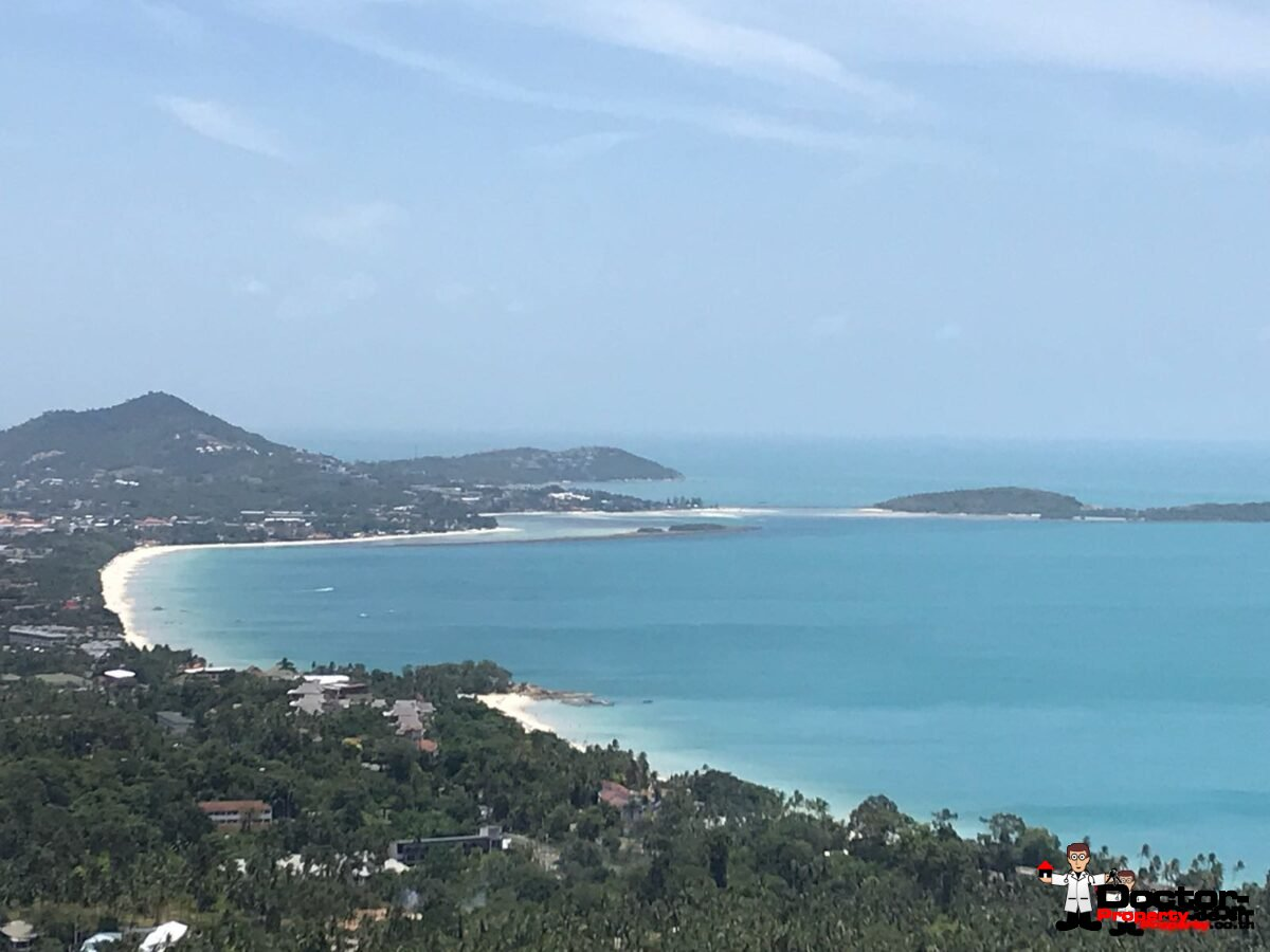 Chaweng Noi Sea View Land - Doctor Property Real Estate