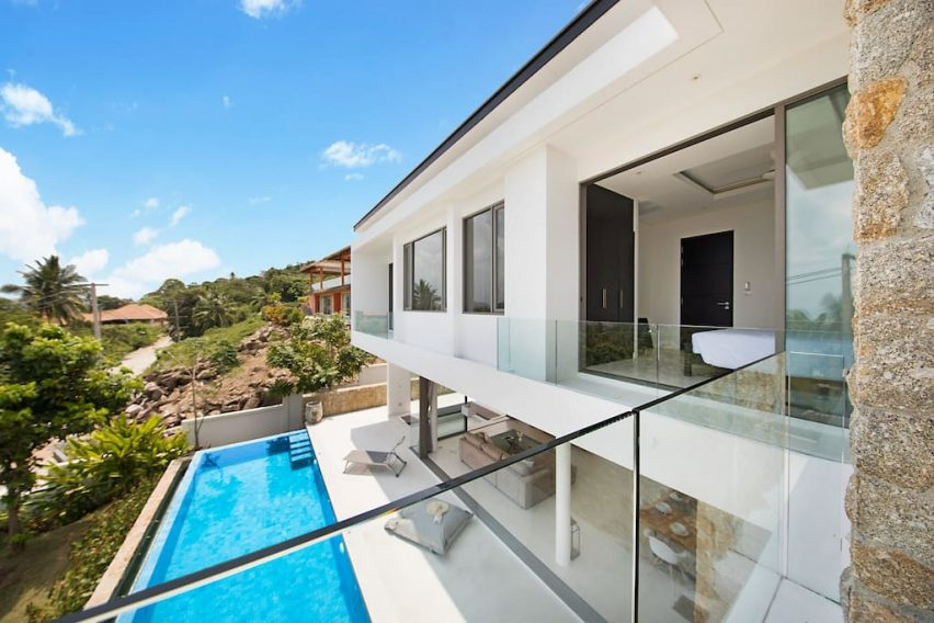 3 Bed Pool Villa With Sea View - Bo Phut, Koh Samui - For Sale - Doctor Property Real Estate