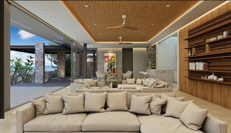 4 Bed Sea View Pool Villa – Chaweng Noi, Koh Samui – For Sale - Doctor Property Real Estate