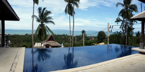 3 Bedroom Pool Villa - Nathon, Koh Samui - For Sale - Doctor Property Real Estate